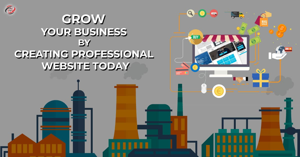 grow-your-business-by-creating-professional-website-today